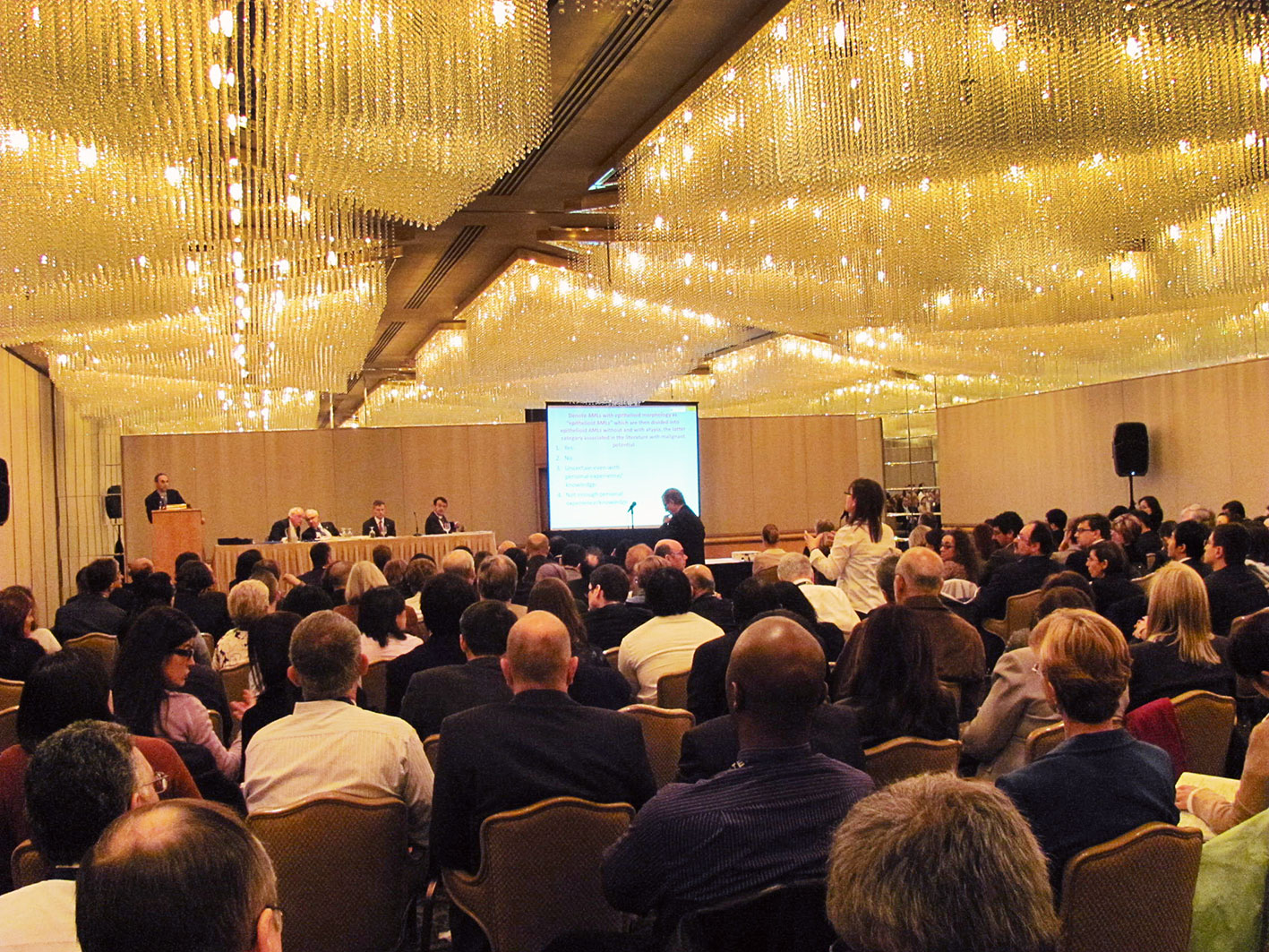 ISUP Consensus Meeting in Vancouver 2012